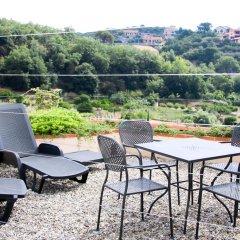 Hotel Overland Боргомаро приотельная территория
