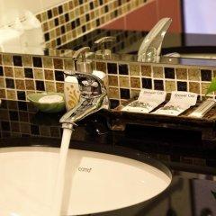Отель Krabi Phetpailin Hotel Таиланд, Краби - отзывы, цены и фото номеров - забронировать отель Krabi Phetpailin Hotel онлайн ванная фото 2
