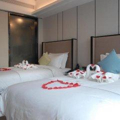 Yingshang Fanghao Hotel 3* Номер Делюкс с различными типами кроватей фото 5