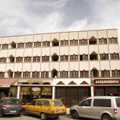 Aksemseddin Hotel парковка