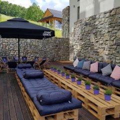 Отель Smrekowa Polana Resort & Spa бассейн