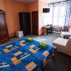 Мини-гостиница Авиамоторная 2* Номер Комфорт с различными типами кроватей фото 17