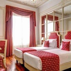 Radisson Blu GHR Hotel, Rome комната для гостей фото 3