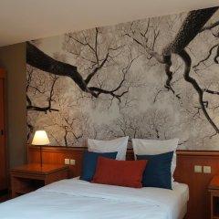 Отель Escale Hotel Бельгия, Брюссель - отзывы, цены и фото номеров - забронировать отель Escale Hotel онлайн комната для гостей фото 2