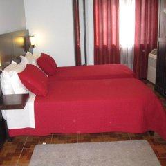 Отель Residencial Faria Guimarães Номер Эконом разные типы кроватей фото 9