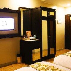 Palm Grass Hotel 3* Улучшенный номер с различными типами кроватей фото 6