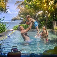 Отель SO Sofitel Mauritius 5* Номер Делюкс с различными типами кроватей фото 4