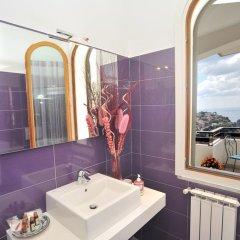 Отель Colpo d'Ali Holiday House Италия, Равелло - отзывы, цены и фото номеров - забронировать отель Colpo d'Ali Holiday House онлайн ванная фото 2