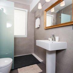 Апартаменты Arco De Triunfo Apartment Барселона ванная фото 2