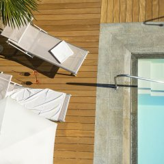 Boutique Hotel Jardis Лана балкон