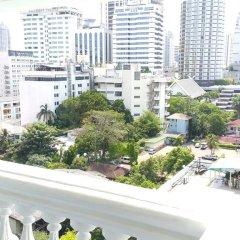 Boulevard Hotel Bangkok 4* Улучшенный номер с двуспальной кроватью фото 7