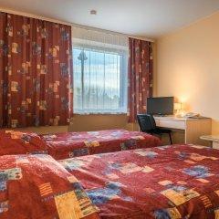 Отель Karolina 3* Стандартный номер с различными типами кроватей фото 6