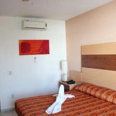 Hotel Real Zapopan 3* Стандартный номер с различными типами кроватей фото 15