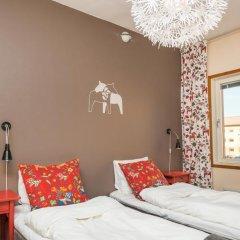Отель Hotell Fridhemsgatan 3* Стандартный номер с различными типами кроватей фото 7
