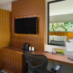 Отель Hilton Garden Inn New York/Central Park South-Midtown West 3* Стандартный номер с различными типами кроватей фото 4