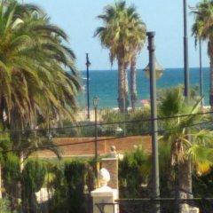 Отель Valencia Beach Suites Wifi Fibra спортивное сооружение