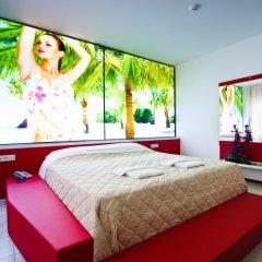 Отель Motel Autosole 2* Стандартный номер с различными типами кроватей фото 5