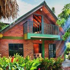 Отель Ecovilla Cali 3* Вилла с различными типами кроватей фото 2