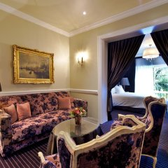 Hotel Manos Premier 5* Люкс с различными типами кроватей