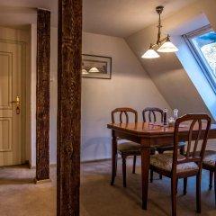 Отель Slaby&Bambur Residence Castle в номере