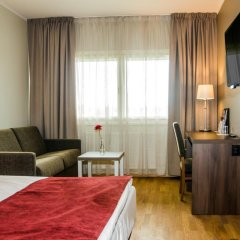 Park Inn by Radisson Oslo Airport Hotel West 3* Стандартный номер с различными типами кроватей фото 7