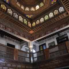 Отель Palais Al Firdaous Марокко, Фес - отзывы, цены и фото номеров - забронировать отель Palais Al Firdaous онлайн бассейн фото 3