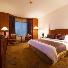 Отель Century Park 4* Улучшенный номер
