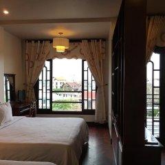 Victory Hotel Hue 3* Стандартный семейный номер с двуспальной кроватью
