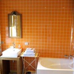 Отель B&B Den Witten Leeuw 3* Улучшенный номер с различными типами кроватей фото 6