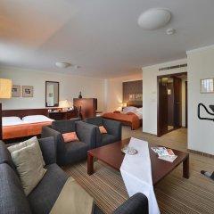 Apollo Hotel Bratislava 4* Номер Комфорт с различными типами кроватей фото 5