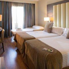 Sercotel Gran Hotel Luna de Granada 4* Стандартный номер с различными типами кроватей фото 4