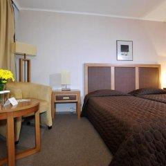 Отель Interhotel Sandanski 4* Стандартный номер с различными типами кроватей фото 3