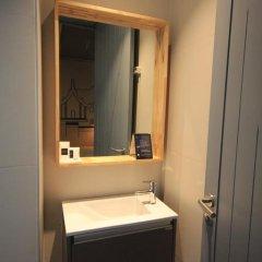 THA City Loft Hotel 3* Улучшенный номер с различными типами кроватей фото 7