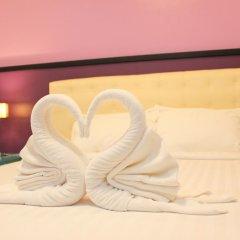 Don Mueang Airport Modern Bangkok Hotel 3* Стандартный номер с различными типами кроватей фото 10