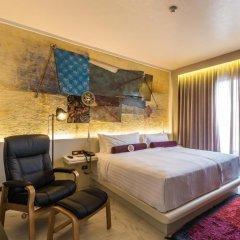 Siam@Siam Design Hotel Bangkok 4* Номер Делюкс с двуспальной кроватью фото 3