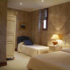 Hotel Chateau de la Tour 4* Стандартный семейный номер с разными типами кроватей фото 2