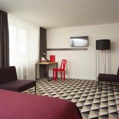 Азимут Отель Астрахань 3* Улучшенный номер SMART с различными типами кроватей фото 4