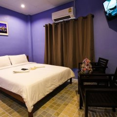 Отель At smile house 2* Улучшенный номер с двуспальной кроватью фото 18