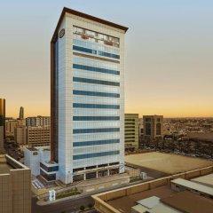 Отель Courtyard by Marriott Riyadh Olaya балкон