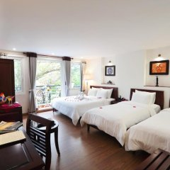 Nova Luxury Hotel 3* Номер категории Премиум с различными типами кроватей фото 3