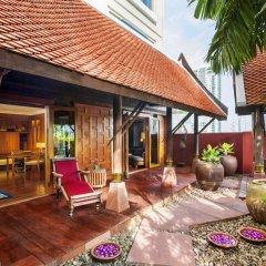 Sheraton Grande Sukhumvit, Luxury Collection Hotel, Bangkok 5* Люкс Rajah с различными типами кроватей