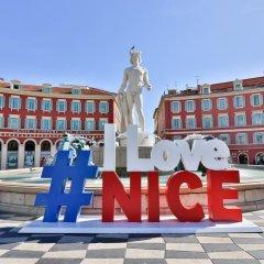 Отель Palais Hongran de Fiana Франция, Ницца - отзывы, цены и фото номеров - забронировать отель Palais Hongran de Fiana онлайн