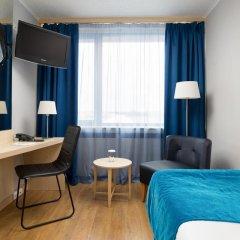 Гостиница Санкт-Петербург 4* Стандартный одноместный номер разные типы кроватей фото 3