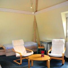 Hotel aux Bruyeres комната для гостей фото 4