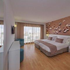 Отель BQ Can Picafort 3* Стандартный номер с различными типами кроватей фото 7