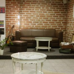 Pozitiv Hostel интерьер отеля