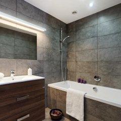 Апартаменты ASKI New Powisle Apartment ванная