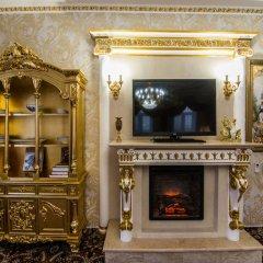 Hotel Petrovsky Prichal Luxury Hotel&SPA 5* Люкс разные типы кроватей фото 11
