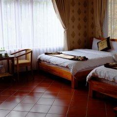 Отель Zen Valley Dalat Улучшенный номер фото 2