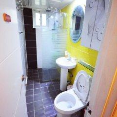Отель Han River Guesthouse 2* Семейная студия с двуспальной кроватью фото 4